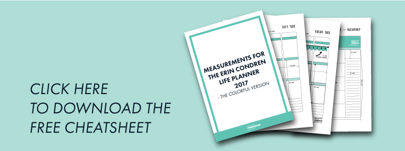 Click here to download the measurements for the erin condren planner vertical