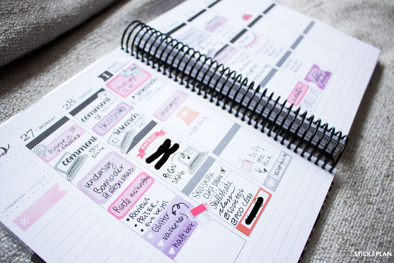 why I no longer will buy an erin condren planner